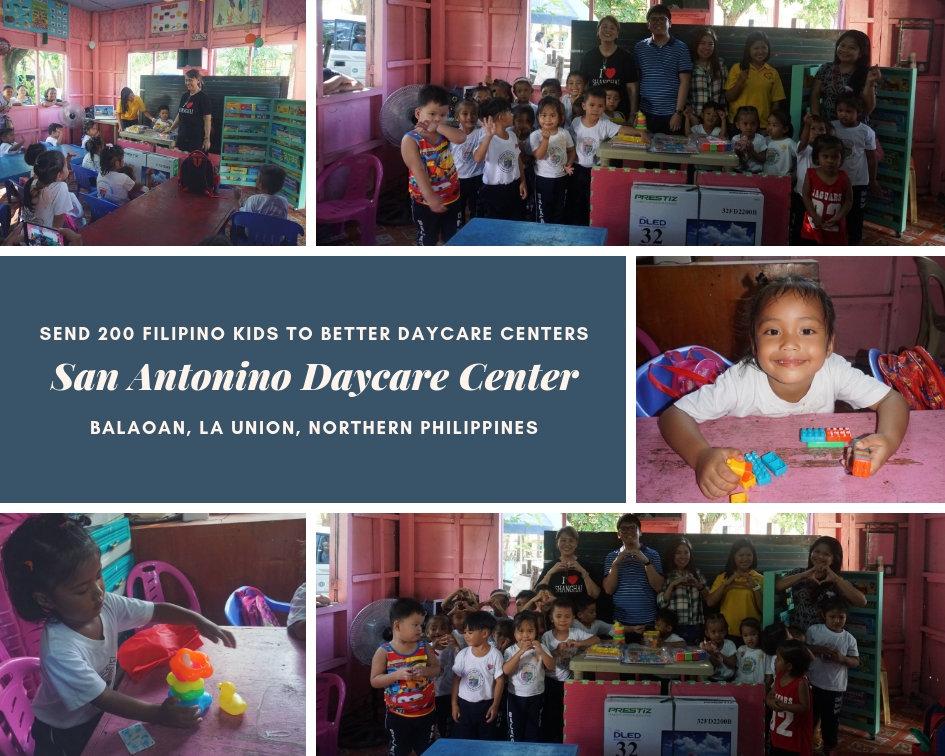San Antonino: Provided daycare needs