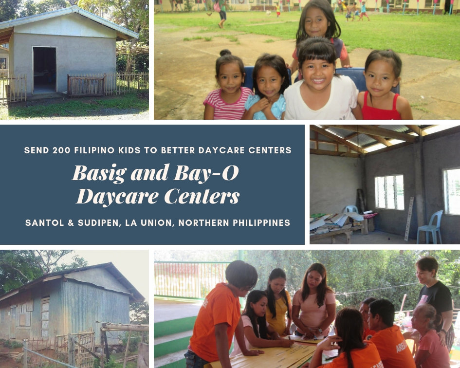 Basig (Sudipen) & Bay-O (Santol) Daycare Centers
