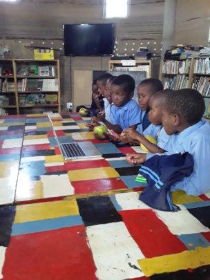 A uniform unlocks the true gift; that of EDUCATION