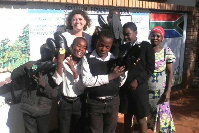 School Uniforms for children in Rural Africa