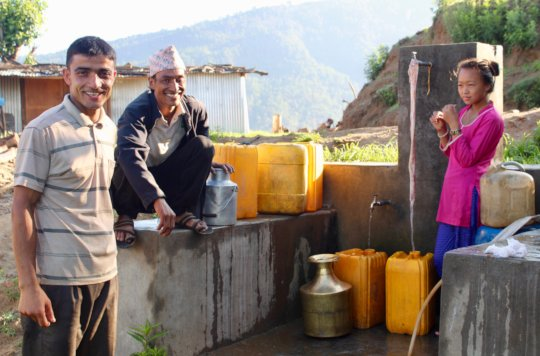Provide Water to 50 Families in Nepal!