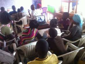 Training at eLearning Center