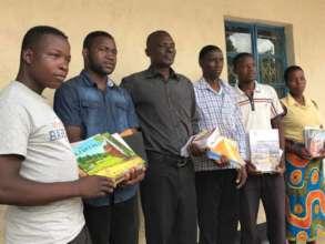 Youth at Mbando Village