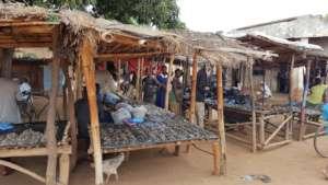 Mbando village market