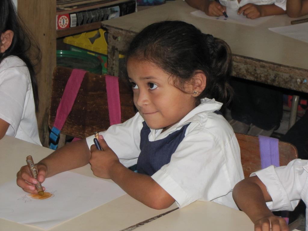 Another new reader in kindergarten