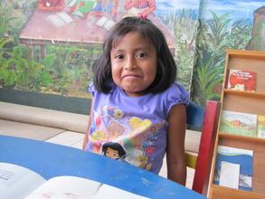 Fatima, age 7, second grade