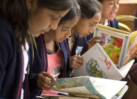 Creating Girl Readers in Guatemala