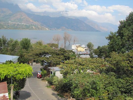 Fatima's hometown in Guatemala