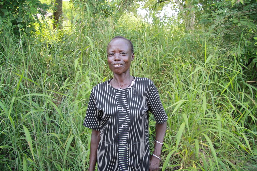 Rekele Dudu, beneficiary