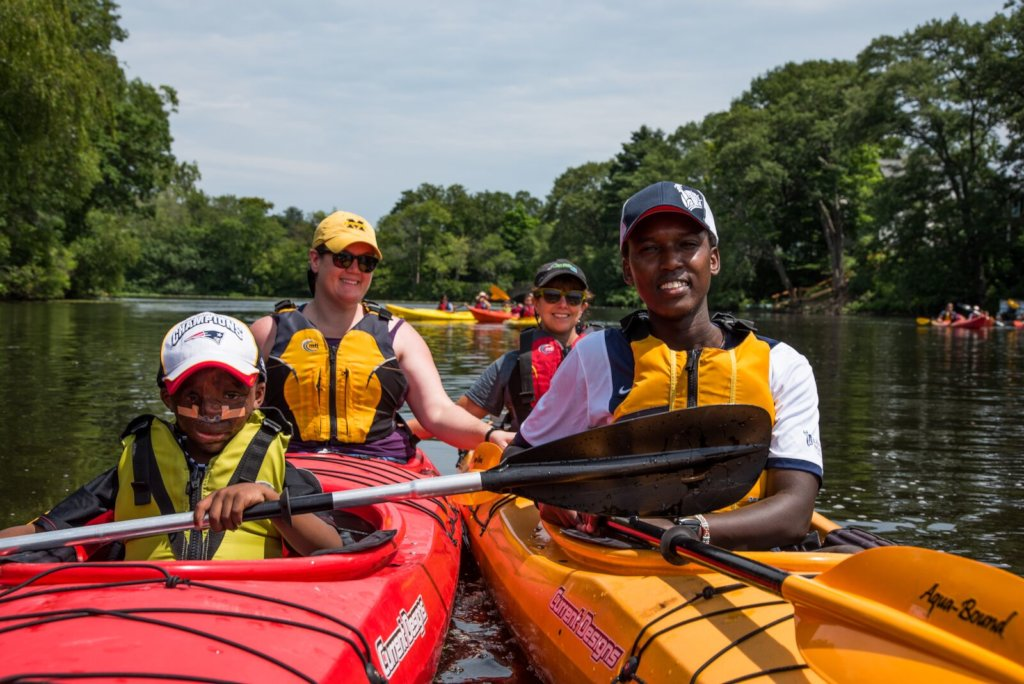 Access to Adventure for People with Disabilities