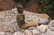 #Save 480 children exploited in Quarries in Kireka