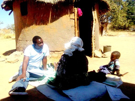Zimkids reaches out to those in need