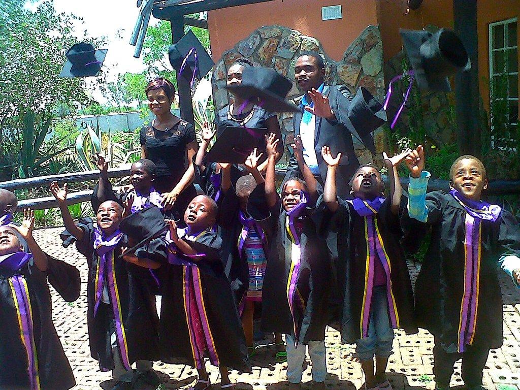 Our Graduates!!!