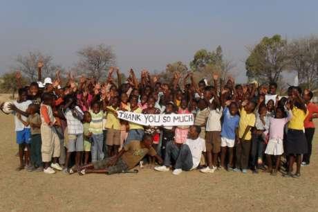 Feed 200 Zimbabwean Orphans