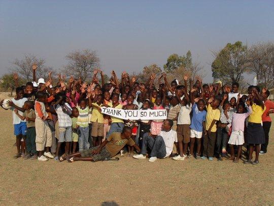 Feed 200 Zimbabwean Orphans Mind, Body & Soul