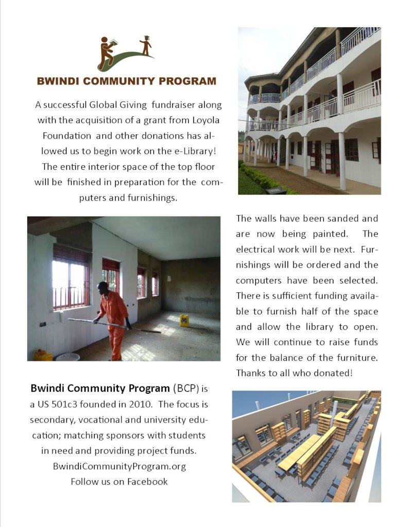 Reports on Connect Rural Uganda School to the World - GlobalGiving