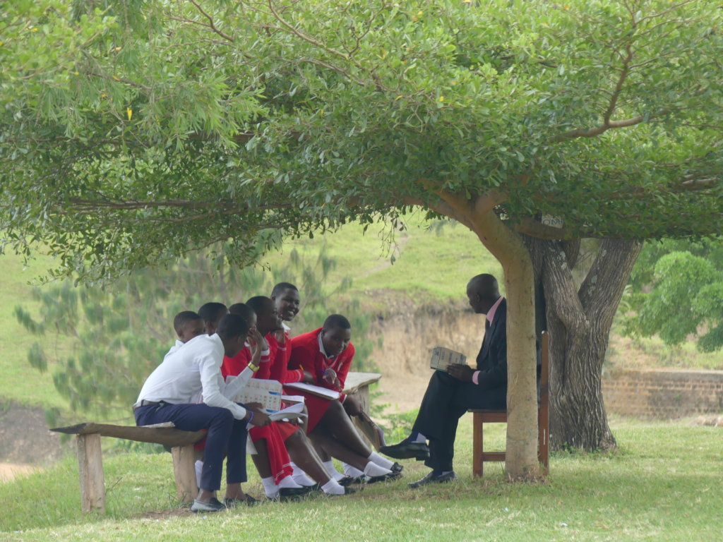 Connect Rural Uganda School to the World