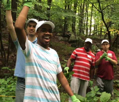 Empowering CBS participants through nature
