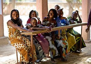 Spread of Hepatits B & HIV: Support Children/women