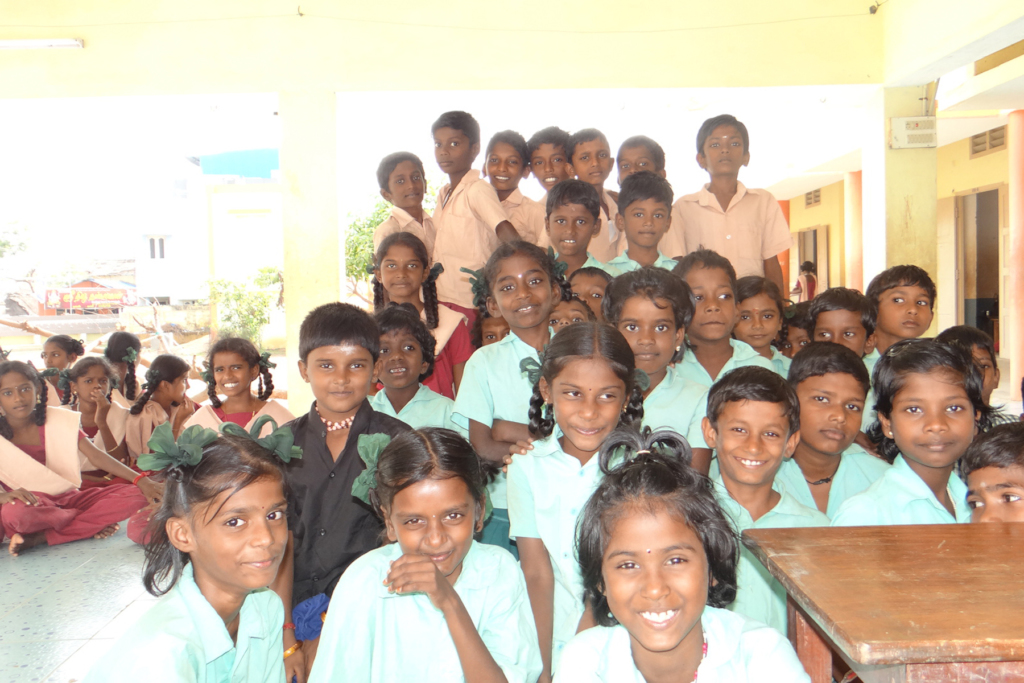 Children waiting for support services