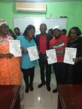 JRCCA women acquired computer training in Yaounder
