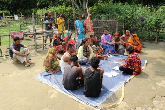 Psychoeducation among community people