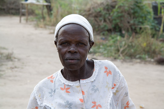 Claystove project beneficiary