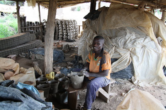 Clean cookstoves