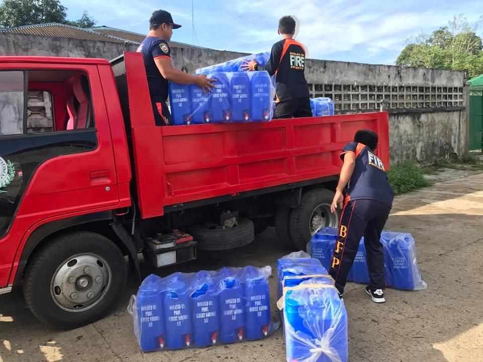 Water & Nutrition for Filipino Refugee Children