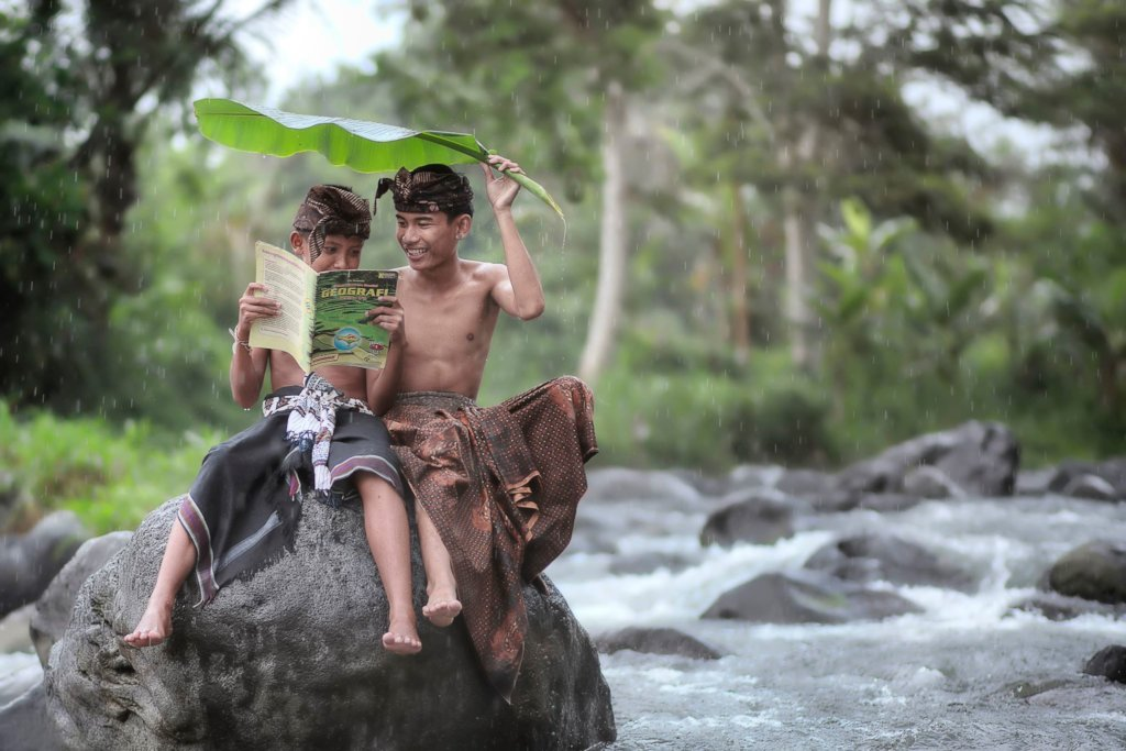 Keep Balinese Alive for Tomorrow's Children