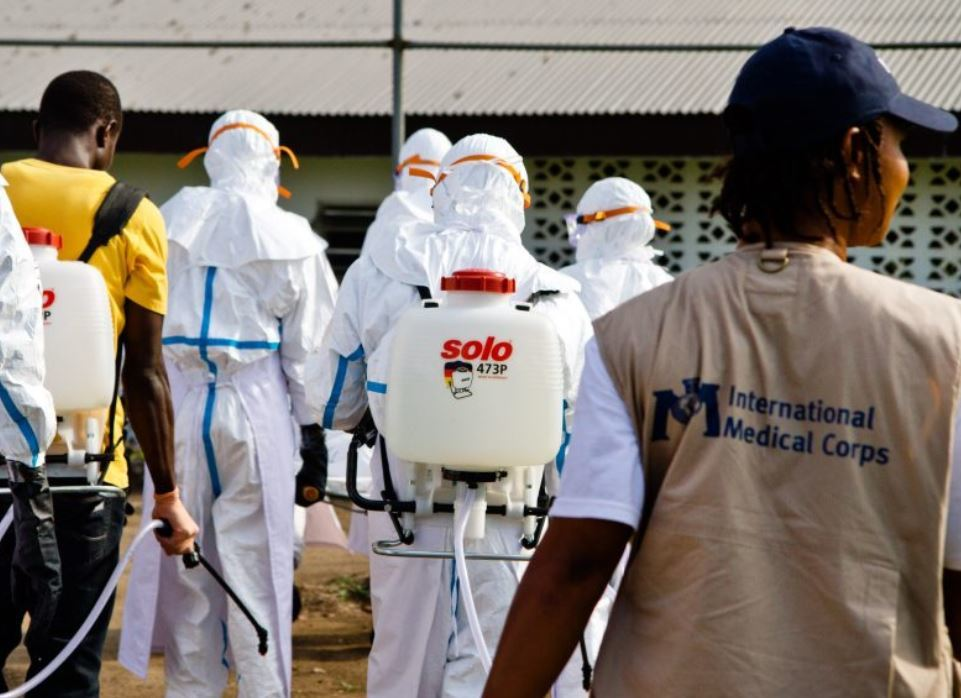 Our West Africa Ebola response in 2014