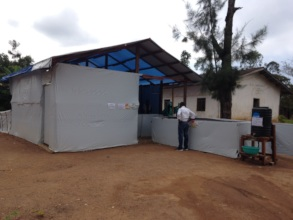 Screening and Referral Unit in North Kivu