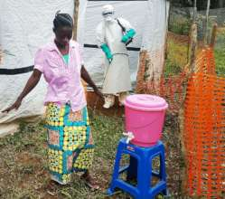Emergency Response to the Ebola Outbreak in DRC