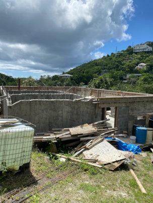 Senior home complete rebuild in Grunwald St. John