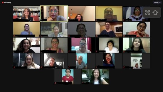 Online Women's Group