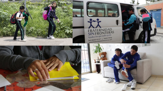 Beneficiaries, back to school