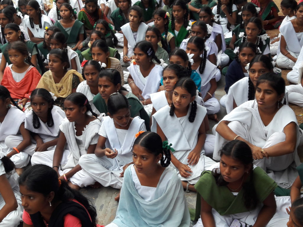 End Child Marriage, Educate Girl Students