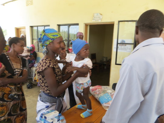 Empower 25 Mothers in Tanzania