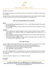 Project report No. 3 (PDF)