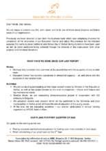 Project report No. 6 (PDF)