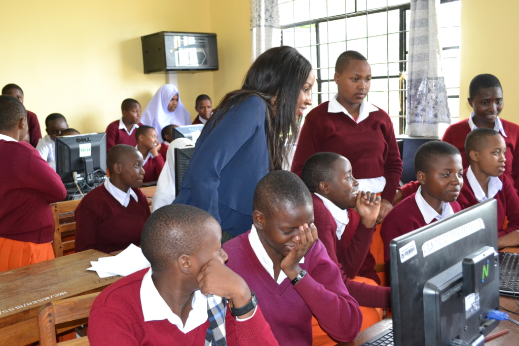 Shule Direct hearing from students' experience