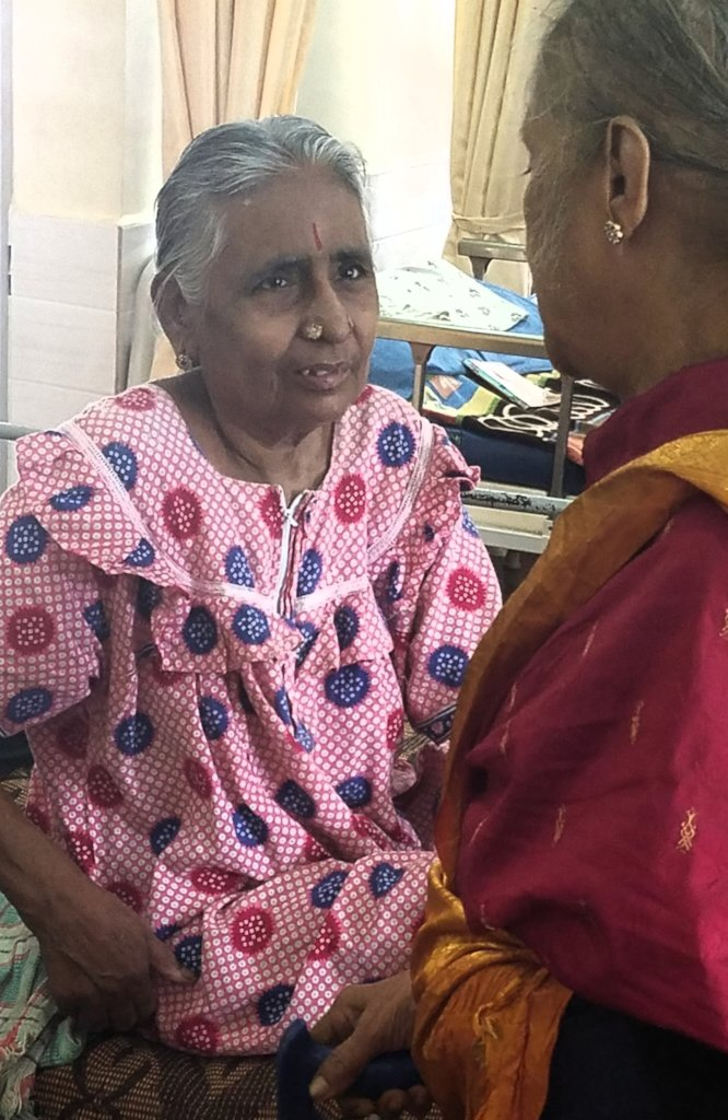 Help a hospice care serving poor in Madurai