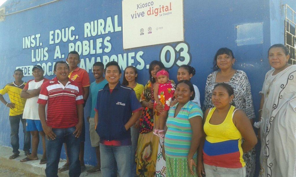 Elainer and the Wayuu Community