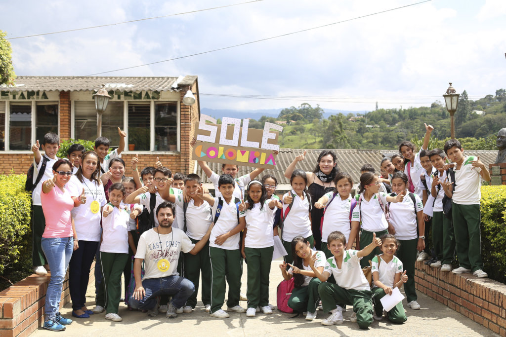 Re-empower 130+ local educators in rural Colombia