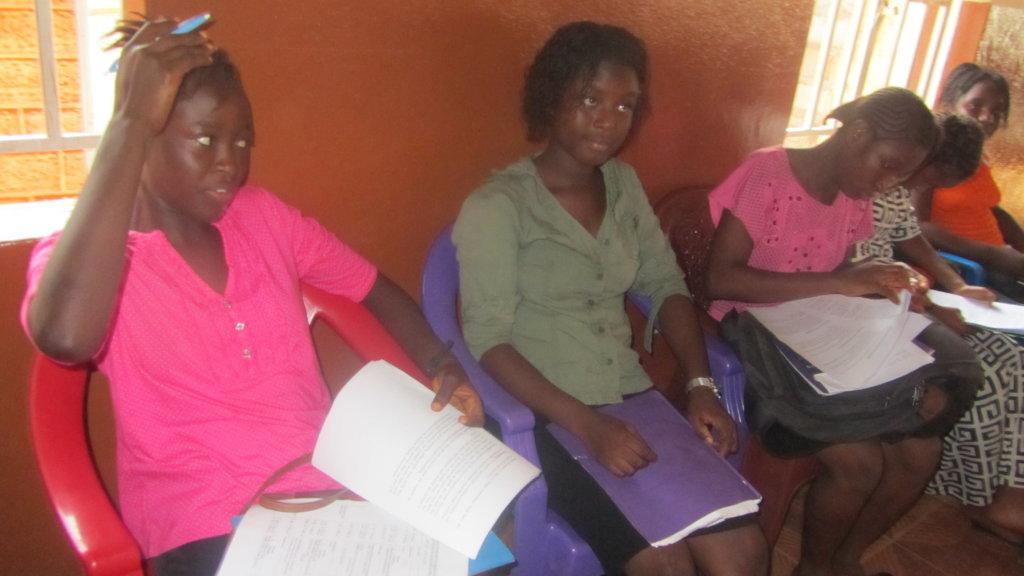 Empower Girls Through Reproductive Health Training