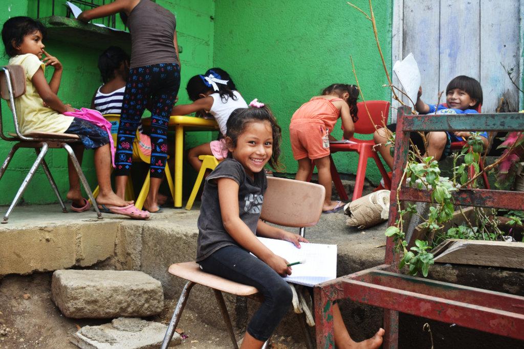 Nicaragua is in Crisis: Help us feed 96 kids!
