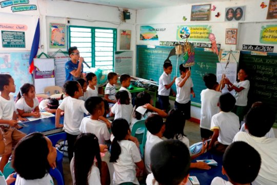 Sponsor TIBAY chairs for public schools in the PH