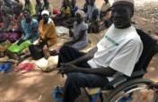 Build a Disability Centre in Uganda Refugee Camp