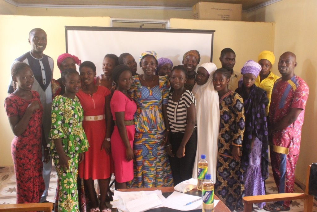 Reports from Empowering Women for Excellence Initiative