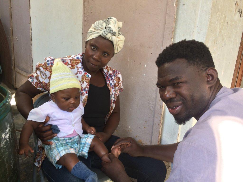Provide Rehabilitation to 500 children in Haiti